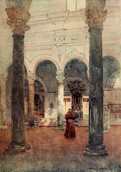 Ravenna, a Study - S. Giovanni Evangelista (1913)