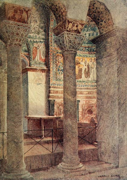 Ravenna, a Study - S. Vitale, the Presbytery (1913)