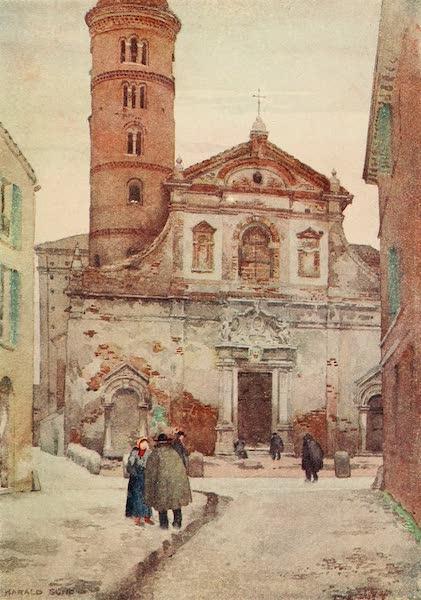Ravenna, a Study - S. Giovanni Battista (1913)