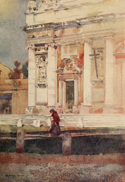 Ravenna, a Study - S. Maria in Porto (1913)