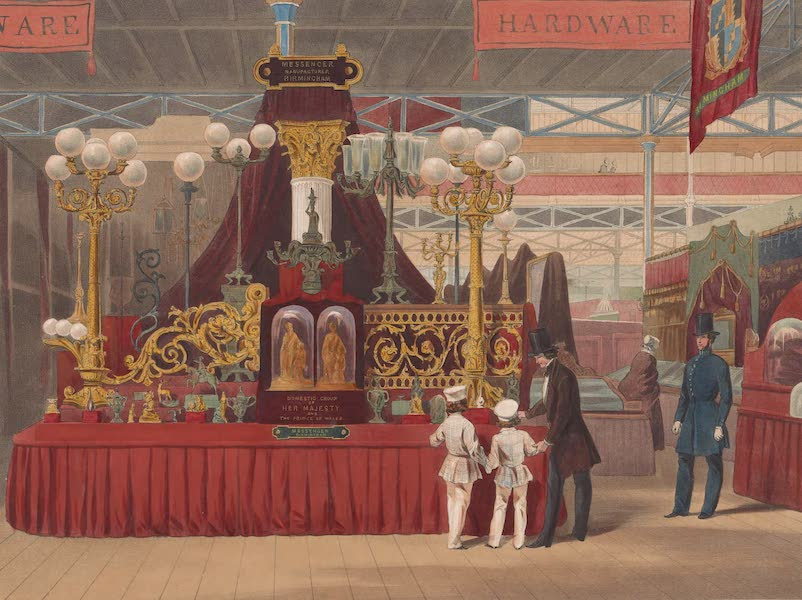 Recollections of the Great Exhibition - Birmingham (1851)
