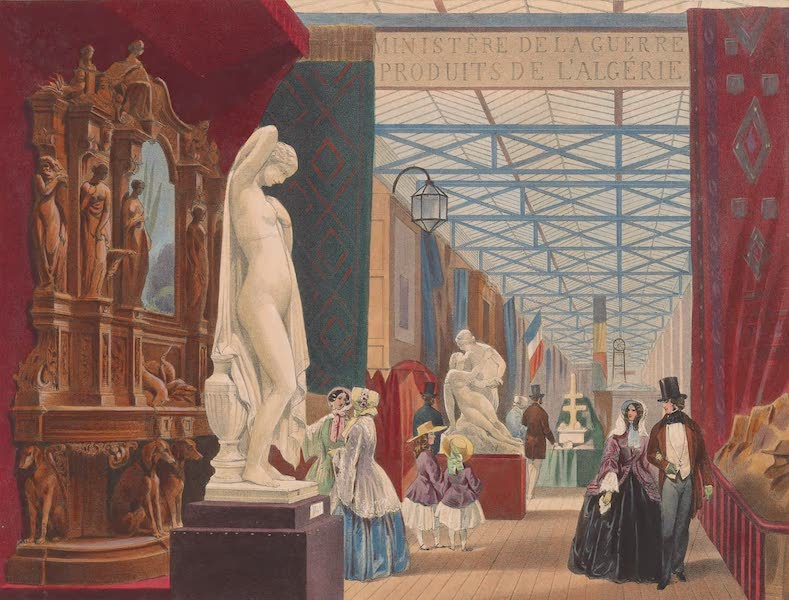 Recollections of the Great Exhibition - France (1851)