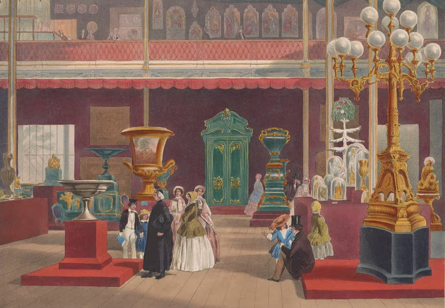 Recollections of the Great Exhibition - Russia (1851)