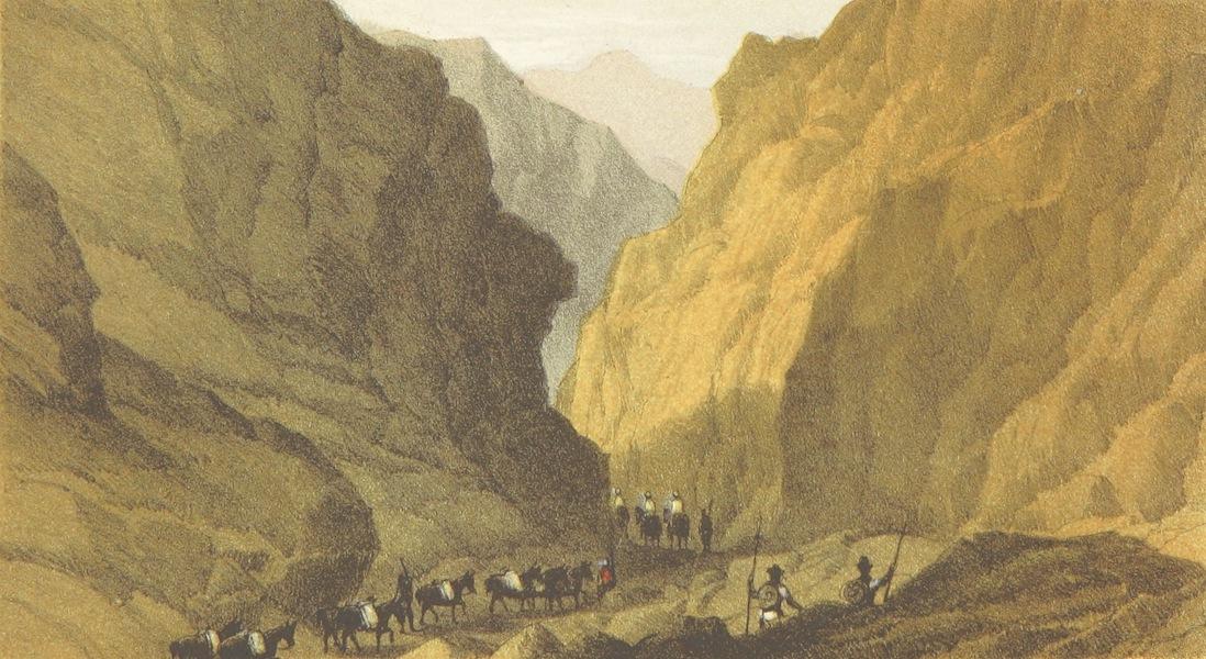 Entrance to Hadas Pass, Illeleia
