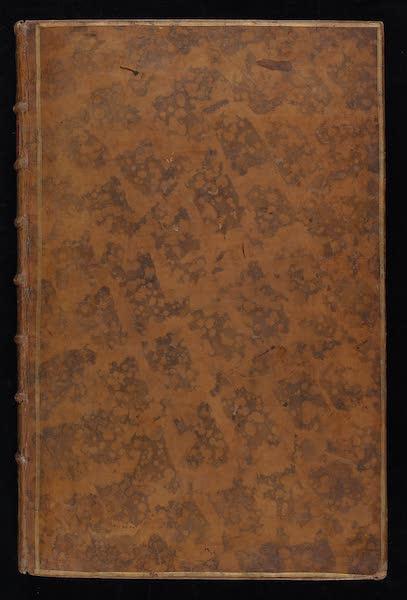 Recueil de Cent Estampes Representant Differentes Nations du Levant - Front Cover (1714)