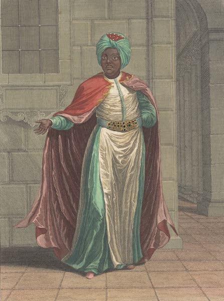 Le Kistar - Agassi, Chef des Eunuques noir