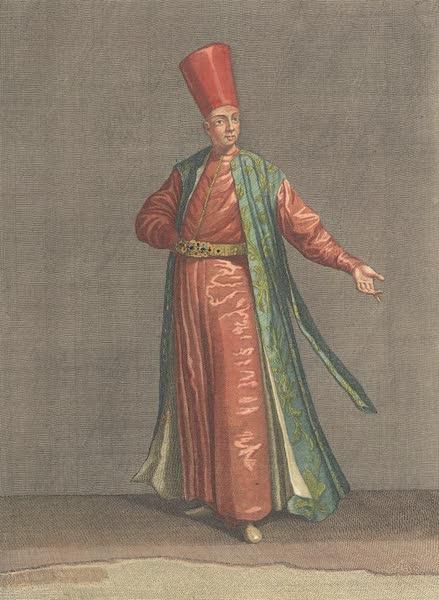 Le Capi - Aga, ou chef des Eunuques blancs