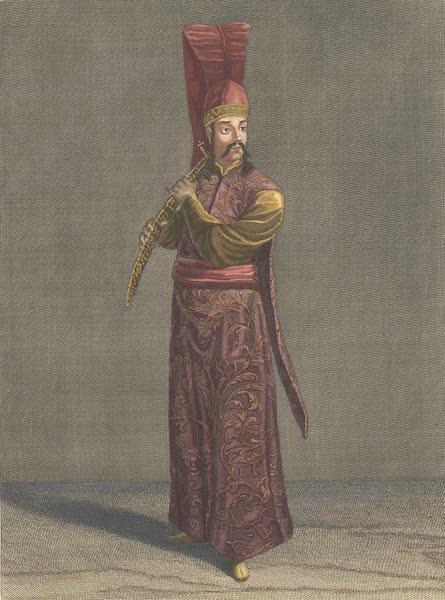 Le Seliktar - Agassi, ou porte epee du Grand Seigneur