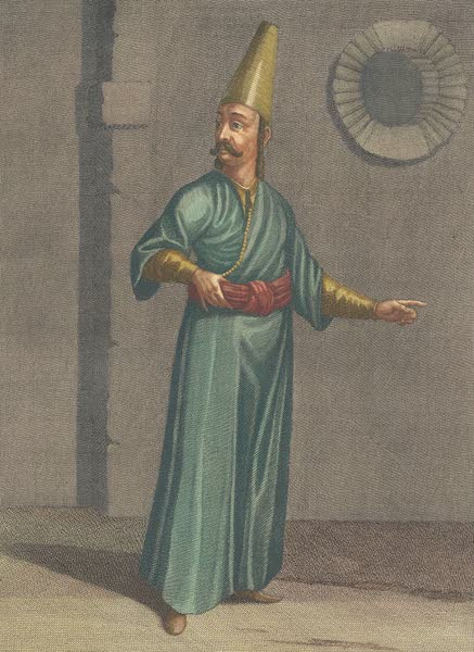 Zulufli - Baltadgi Page destine pour la garde des Princes