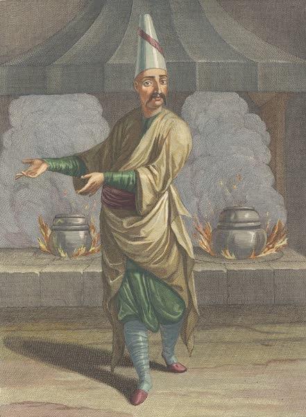Beulouk - Bachi, Chef de cuisine di Grand Seigneur