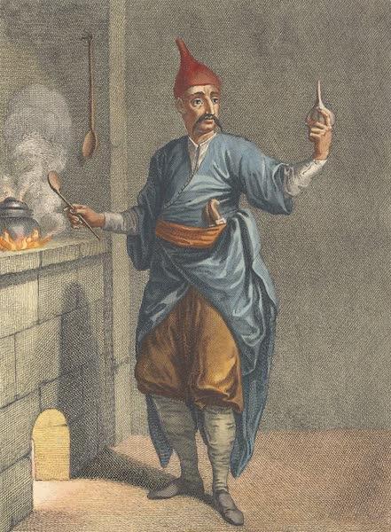 Ast - chi, Cuisinier de Grand Seigneur