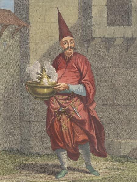 Halvadgi, ou Confiseur du Serail