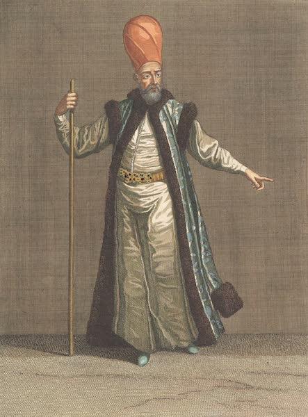 Capidgi - Bachi ou Maitre des Ceremonies