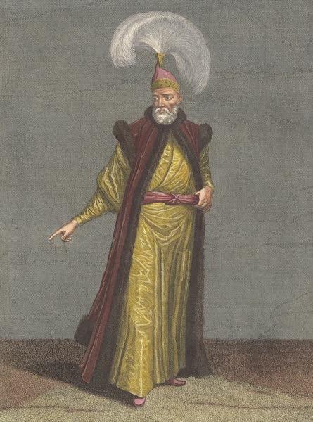 Soulak Bachi, ou Capitaine des Gardes du Grand