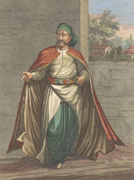 Kasseki, Officier des Bostangis