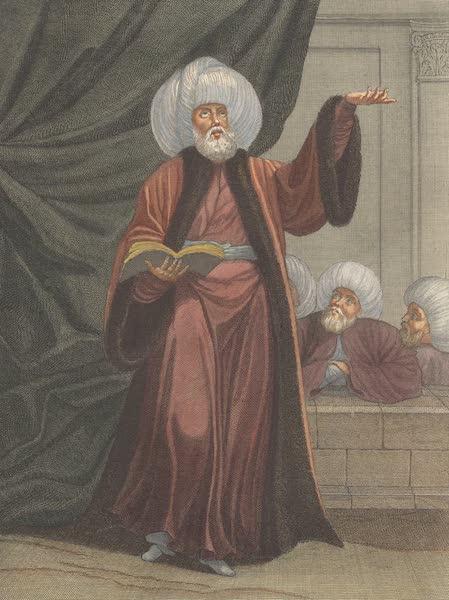 Le Moufti, ou Chef de la Loy