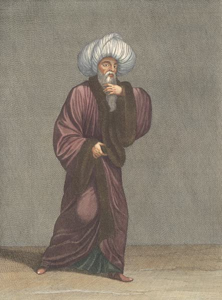 Le Cadi - leskier, Chef des Loix