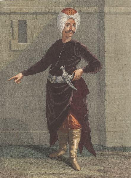 Chatir, ou Valet de pied du Grand Visir
