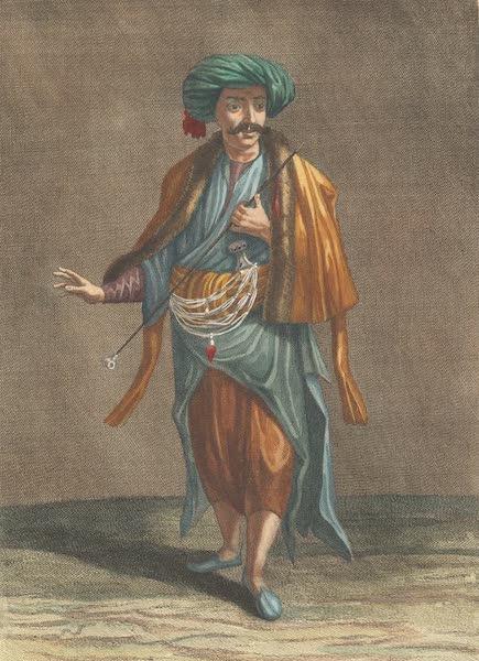 Jannissaire en Turban ordinarie