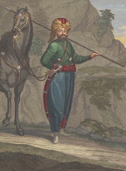 Spahis ou Cavalier Turc