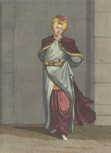 Tchelebi, jeune Seigneur Turc