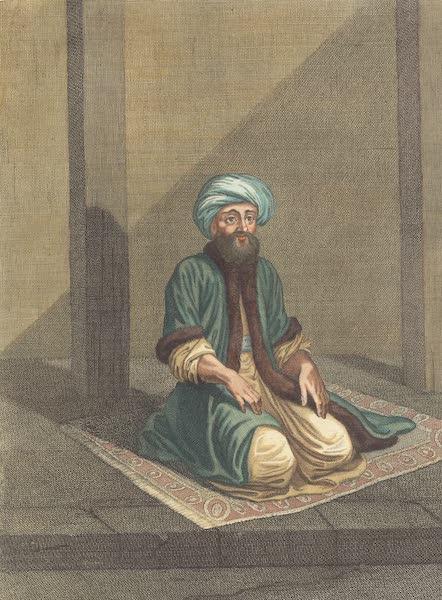 Turc qui fait sa priere