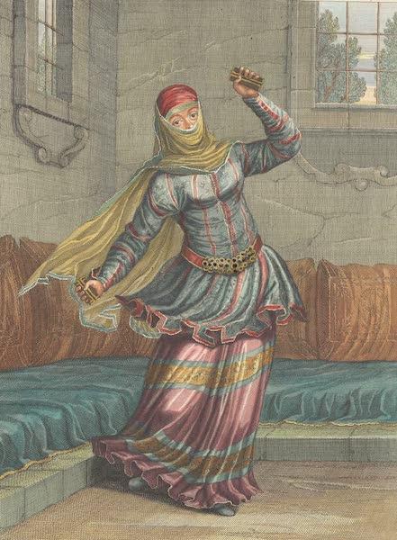 Tchinguis ou Danseuse Turque