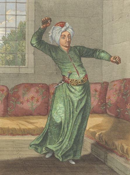 Tchingui Danseur Turc