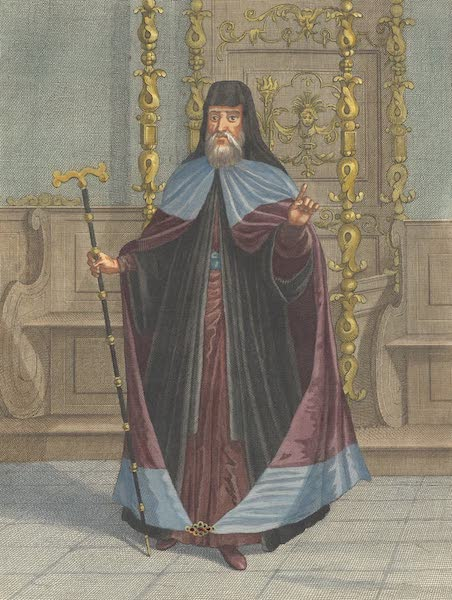 Le Patriarche des Grecs