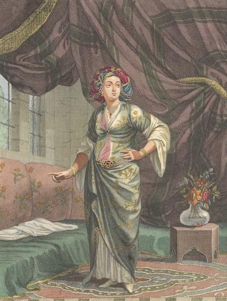 Dame Grecque, dans son Apartement