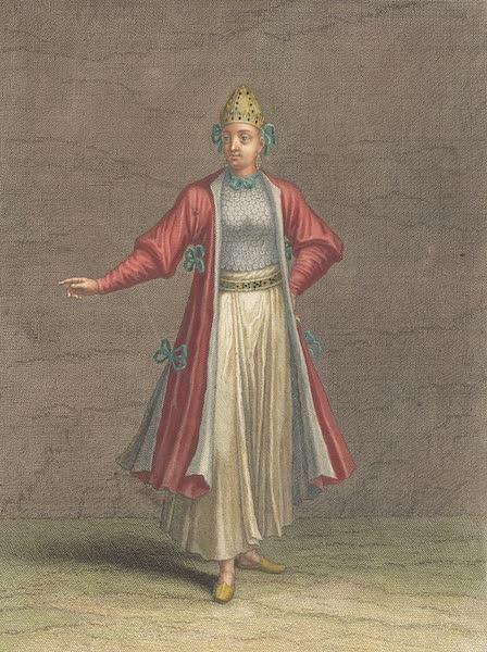 Fille de Bulgarie