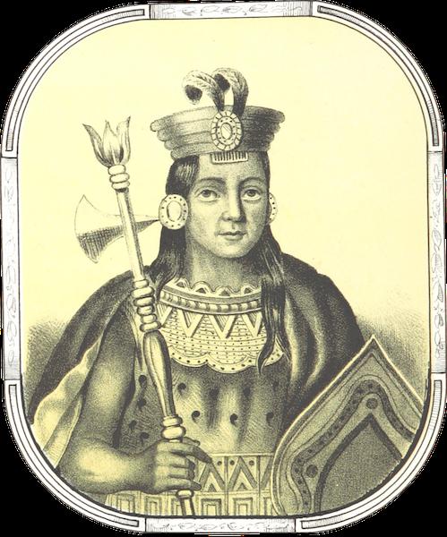 Recuerdos de la Monarquia Peruana - Lloque Jupanqui (1850)