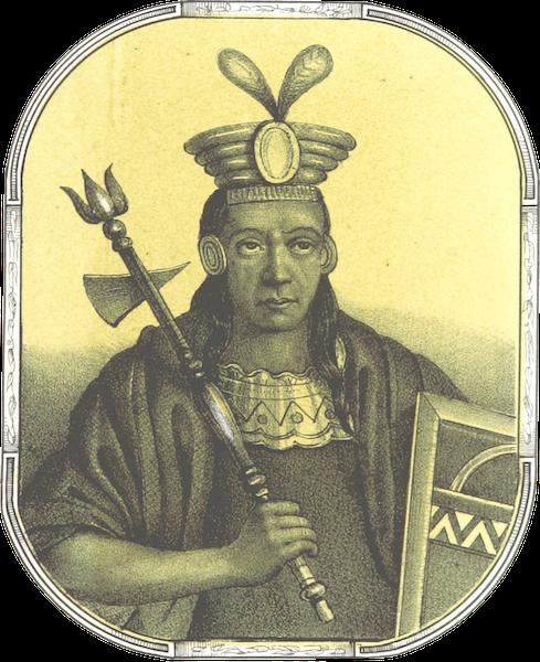 Recuerdos de la Monarquia Peruana - Mayta Ccapac (1850)