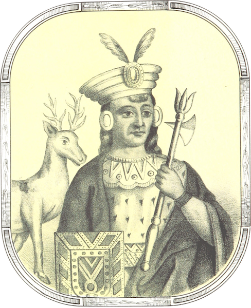 Recuerdos de la Monarquia Peruana - Ttupac Inca Yupanqui (1850)