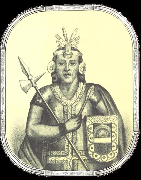 Recuerdos de la Monarquia Peruana - Tupac Amaro (1850)
