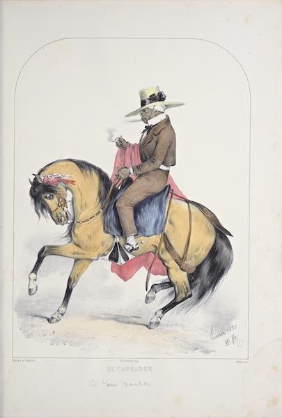 Recuerdos de Lima - El Capeador (1857)