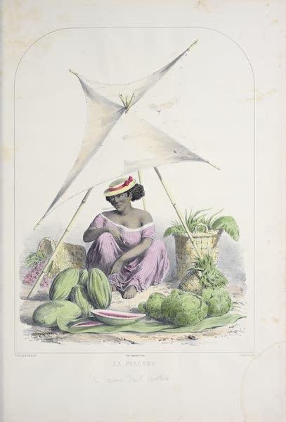 Recuerdos de Lima - La Plazera (1857)