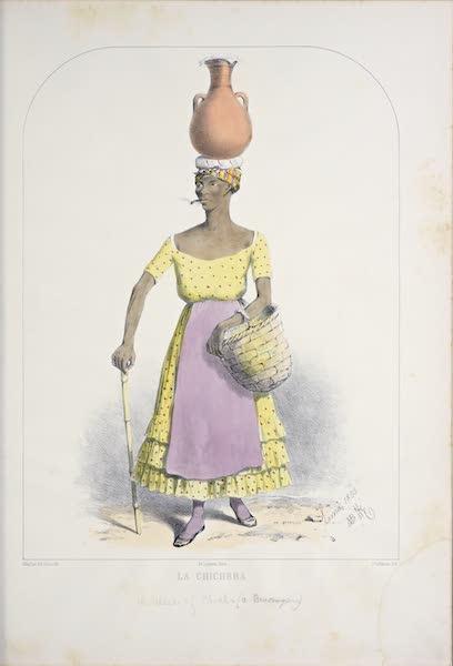 Recuerdos de Lima - La Chichera (1857)