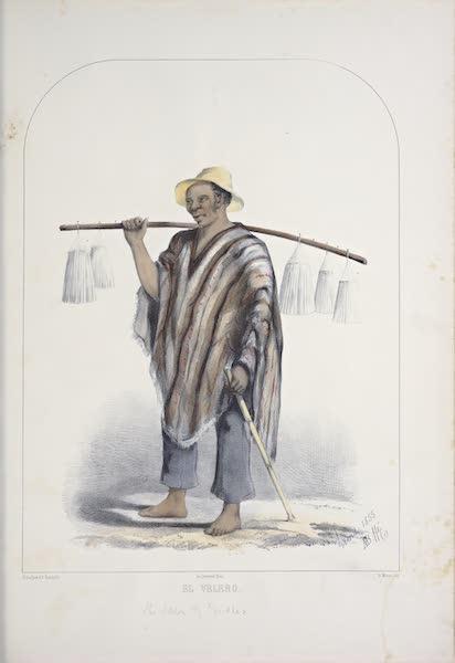 Recuerdos de Lima - El Velero (1857)