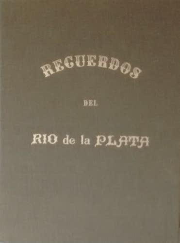 Costume - Recuerdos del Rio de la Plata