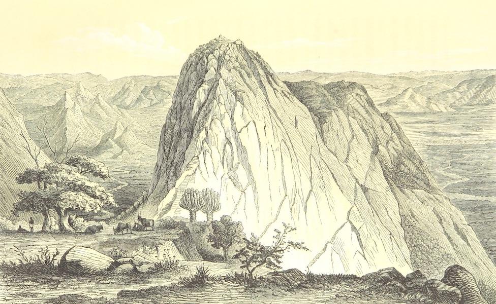 Reise nach Abessinien, den Gala-Landern - Tsad Amba [II] (1868)