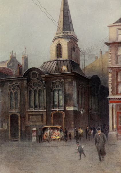Relics & Memorials of London City - St. Swithin's and London Stone (1910)
