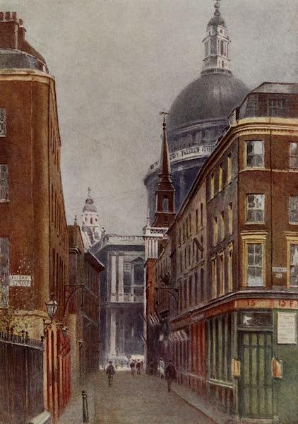 Relics & Memorials of London City - Watling Street, St. Augustine's, and St. Paul's (1910)