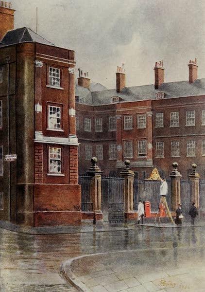 Relics & Memorials of London City - The Heralds' College (1910)