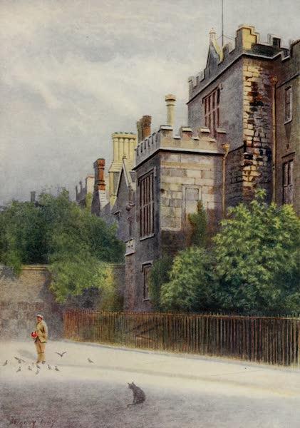 Relics & Memorials of London City - Cloth Fair (1910)