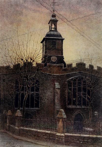 Relics & Memorials of London City - Great St. Helen's (1910)