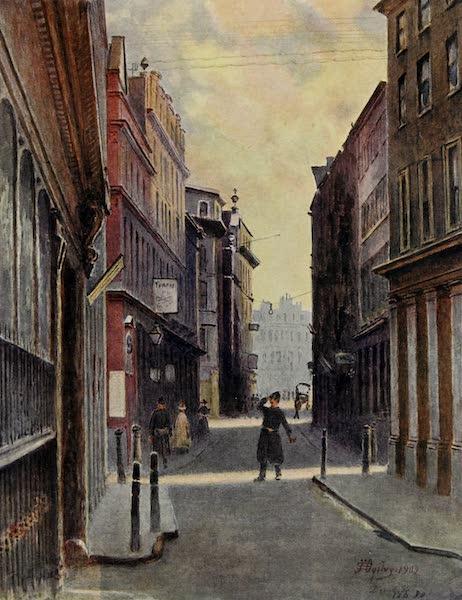 Relics & Memorials of London City - Bread Street (1910)