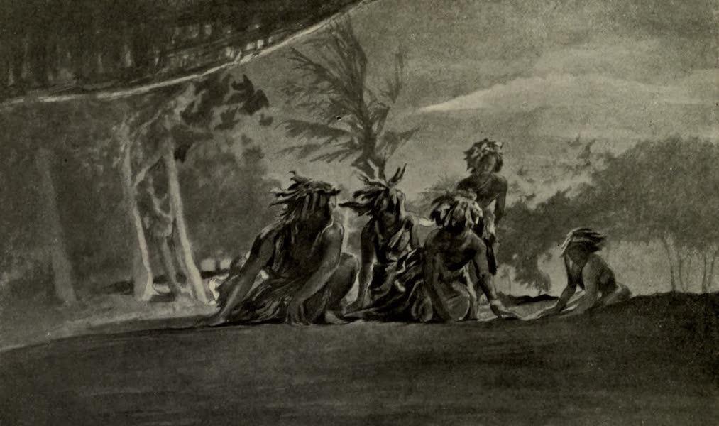 Reminiscences of the South Seas - Aitutagata, the Hereditary Assassins of King Malietoa - Sapapali, Savaii, Samoa (1912)
