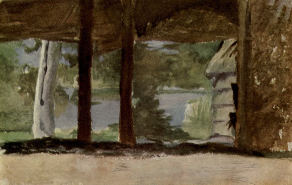 Reminiscences of the South Seas - From Our Hut at Vao-Vai, Samoa (1912)
