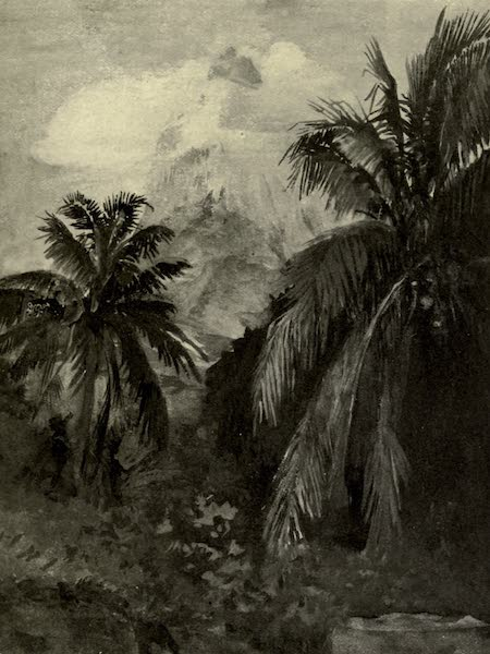 Reminiscences of the South Seas - Sun Coming Over Mountains - Early Morning, Uponohu (1912)